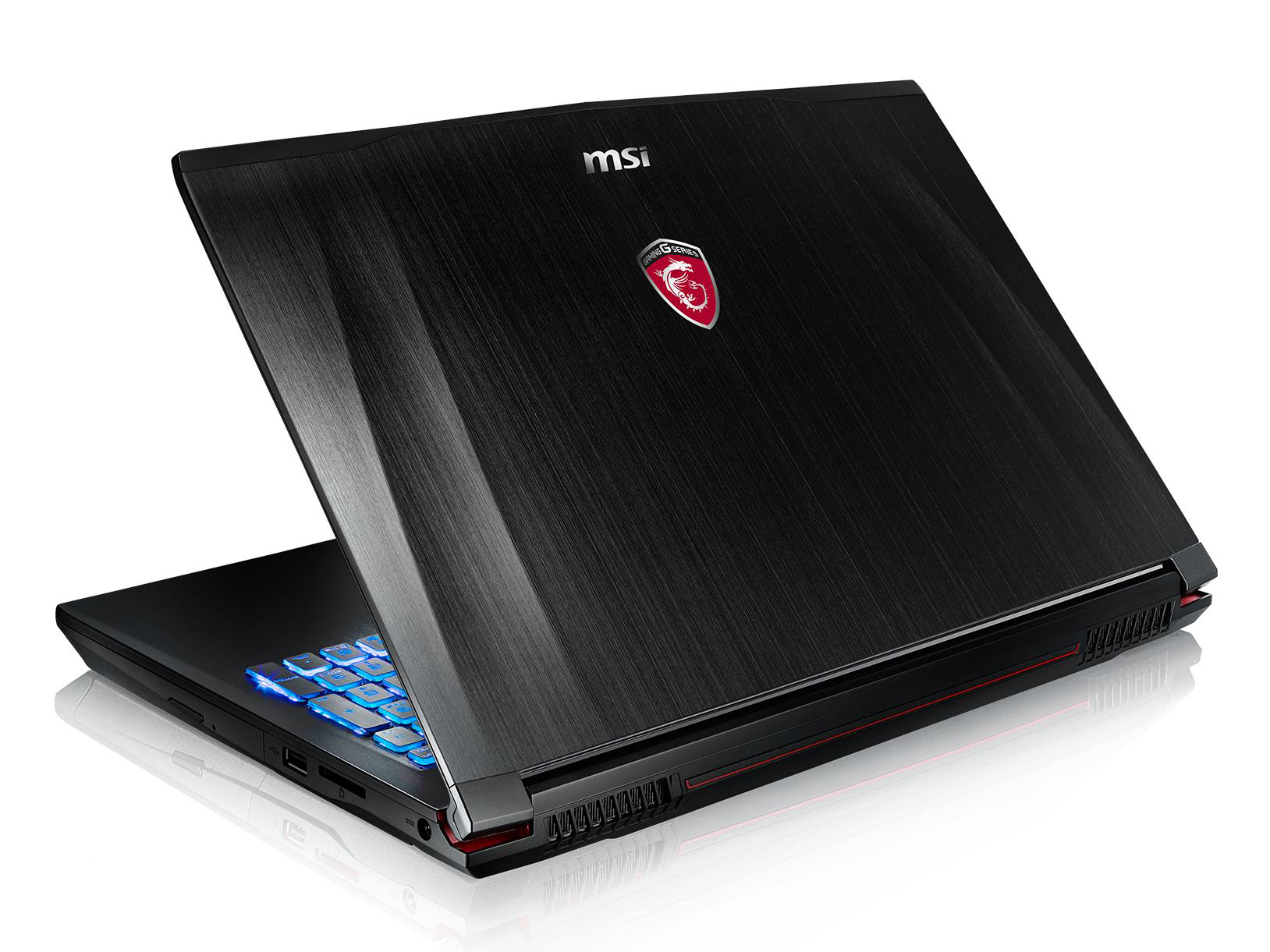 MSI GE60 0ND Notebook Intel Turbo Boost Monitor XP