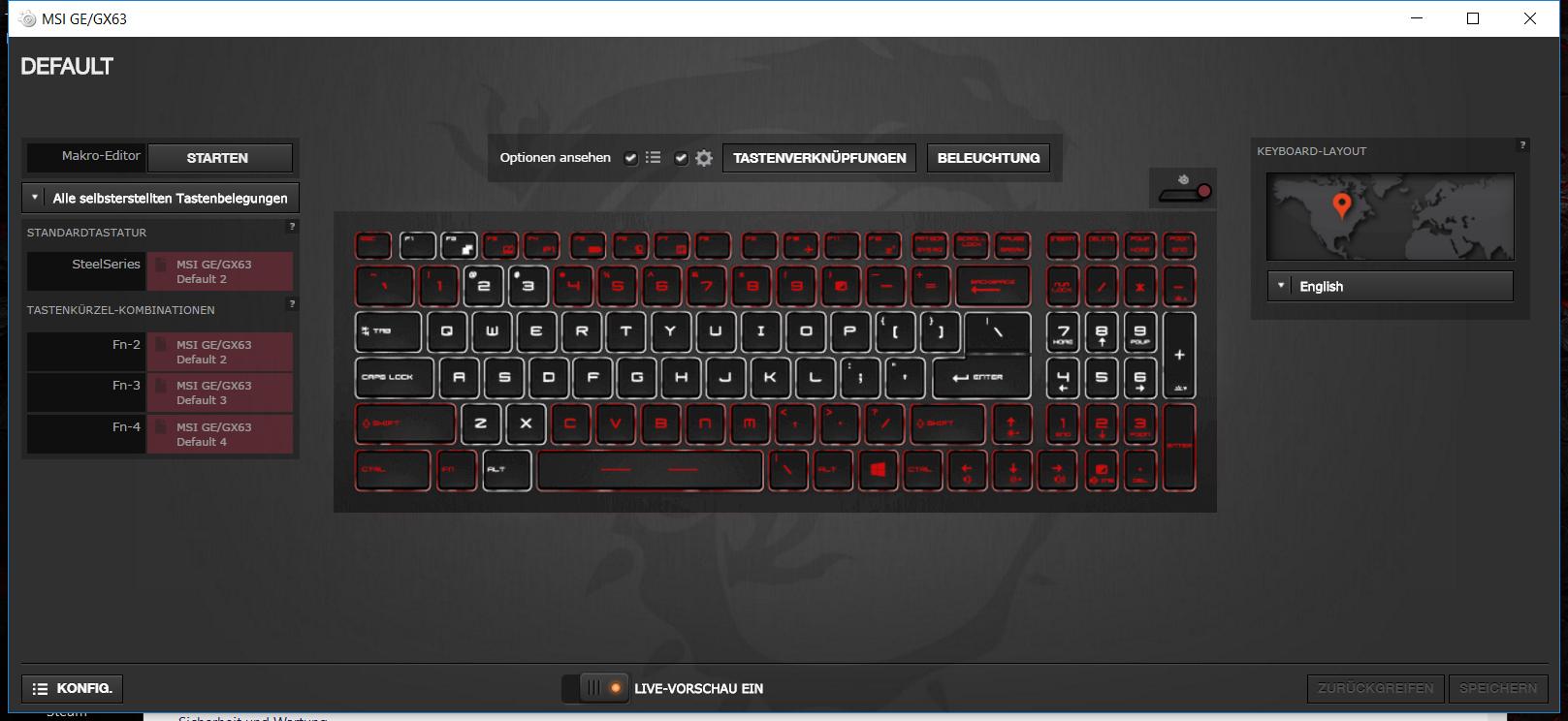 far cry primal keyboard layout
