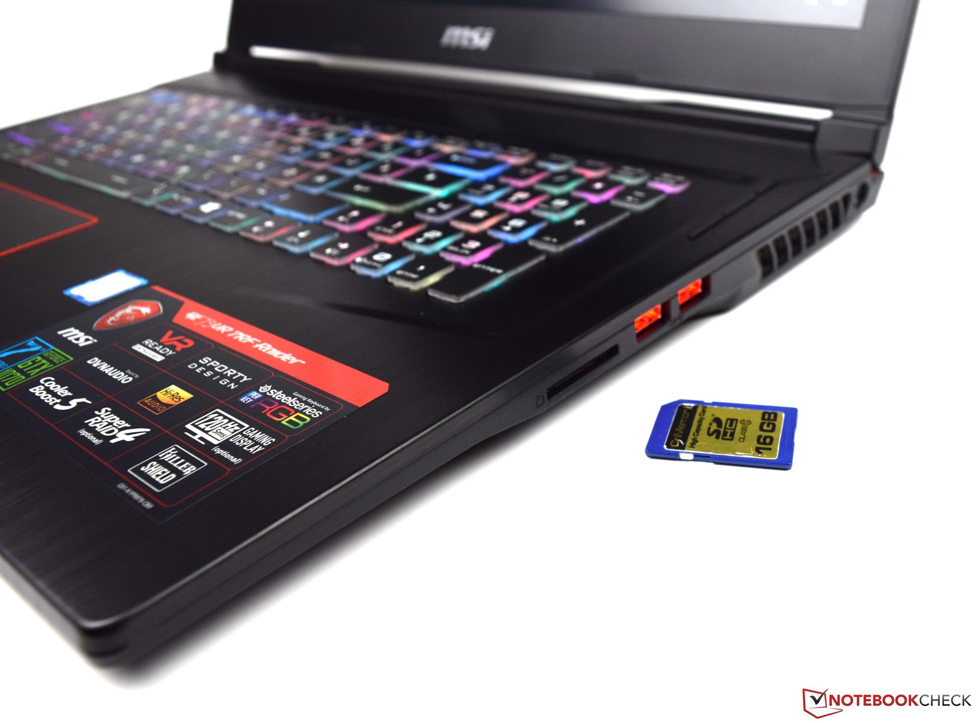 Palmrest for MSI GE73 Raider RGB 8RE//GE73 Raider RGB 8RF MS-17C5 No keyboard