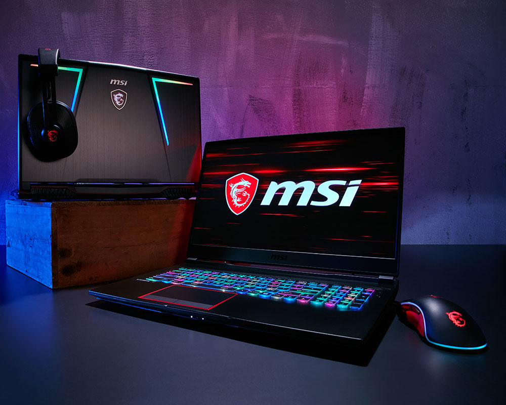 MSI GE75 Raider 8SF (i7-8750H, RTX 2070) Laptop Review