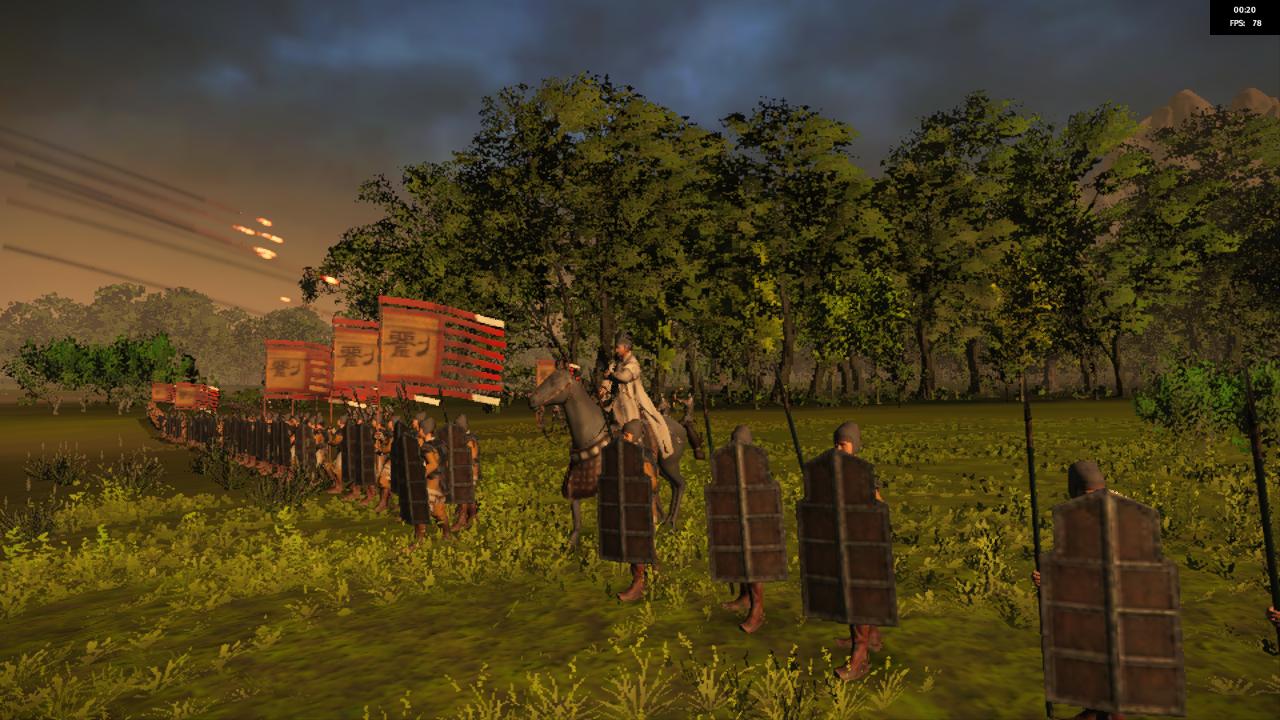 Total War: Three Kingdoms Laptop and Desktop Benchmarks