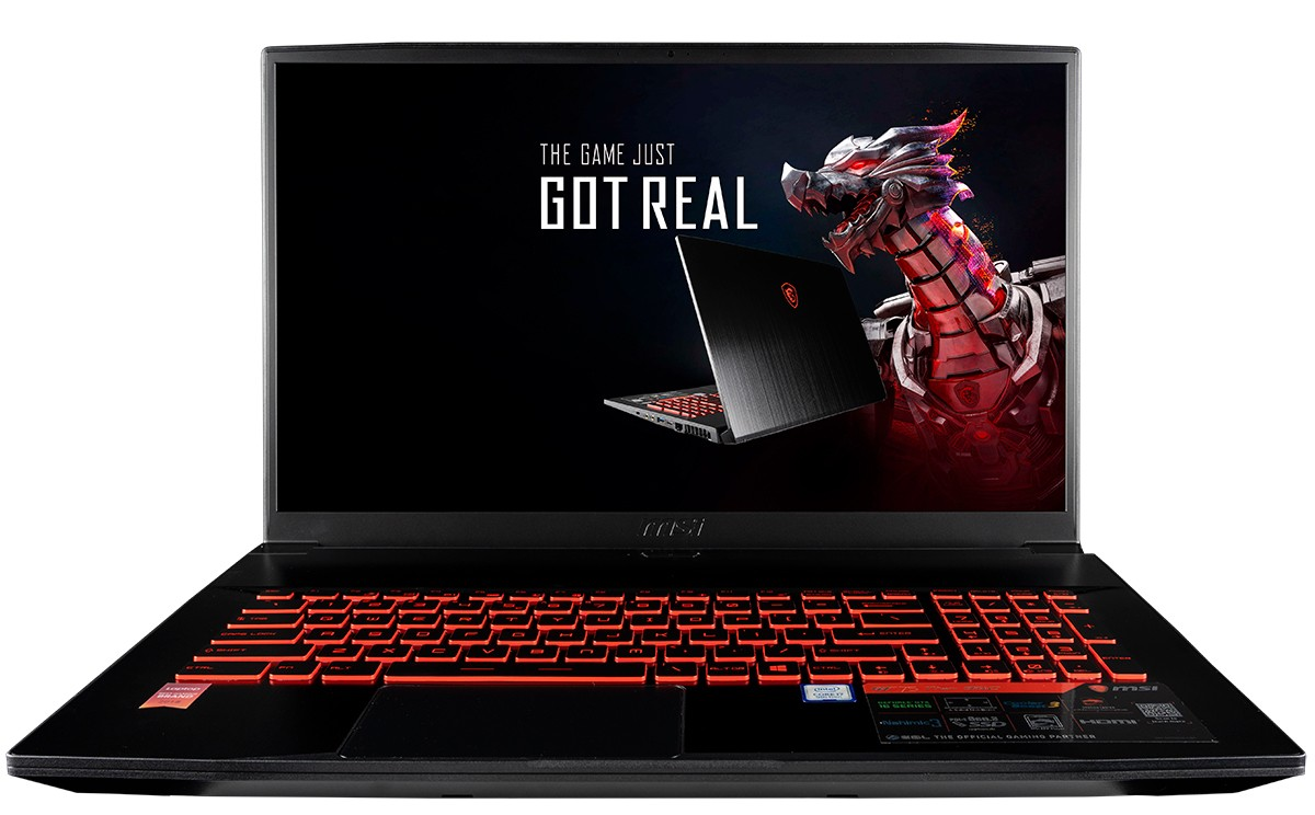 Thin is in: MSI GF75 Thin 9SC Laptop Review - NotebookCheck
