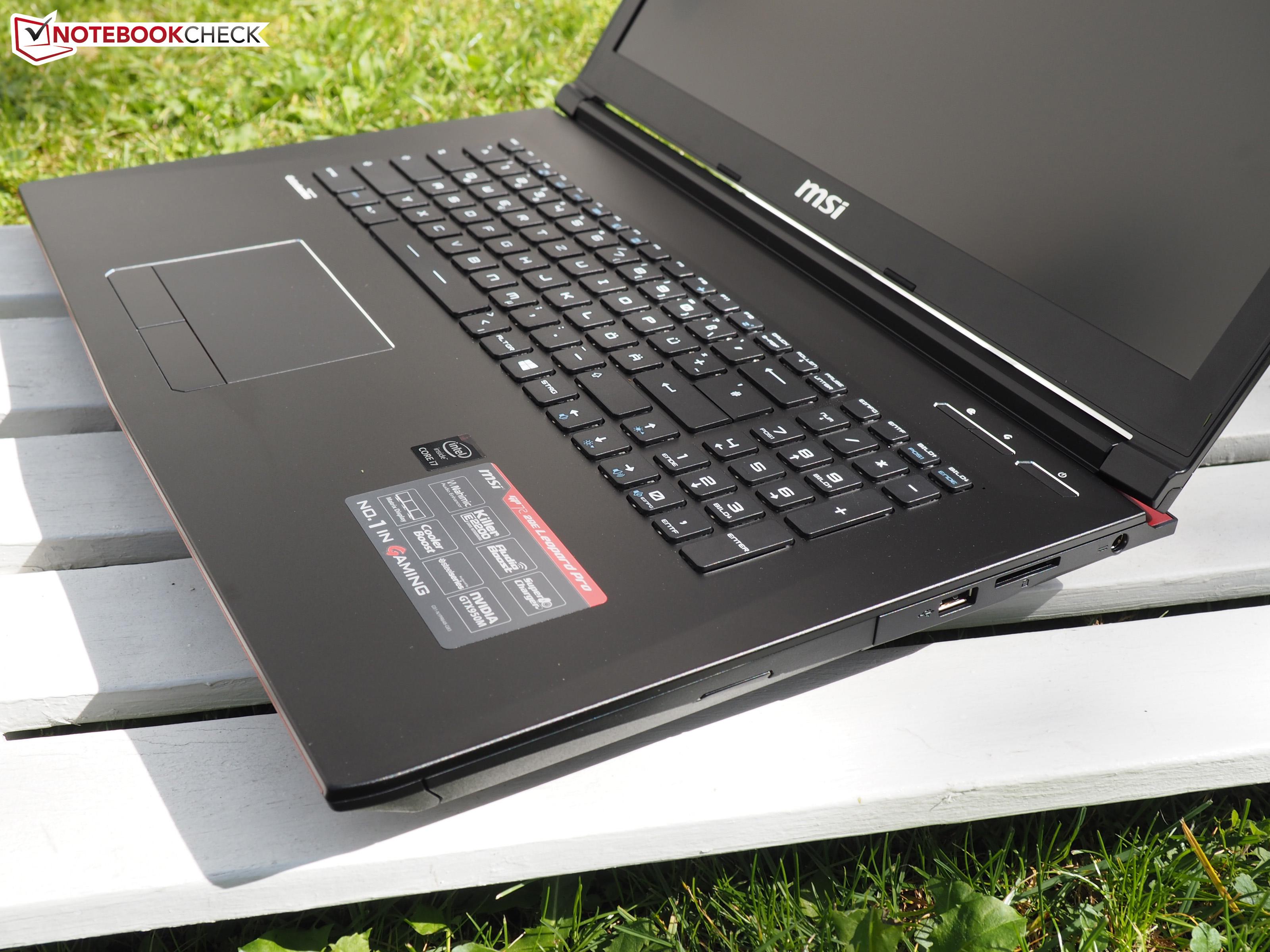 MSI GP70 2QE Leopard Synaptics Touchpad Windows 7