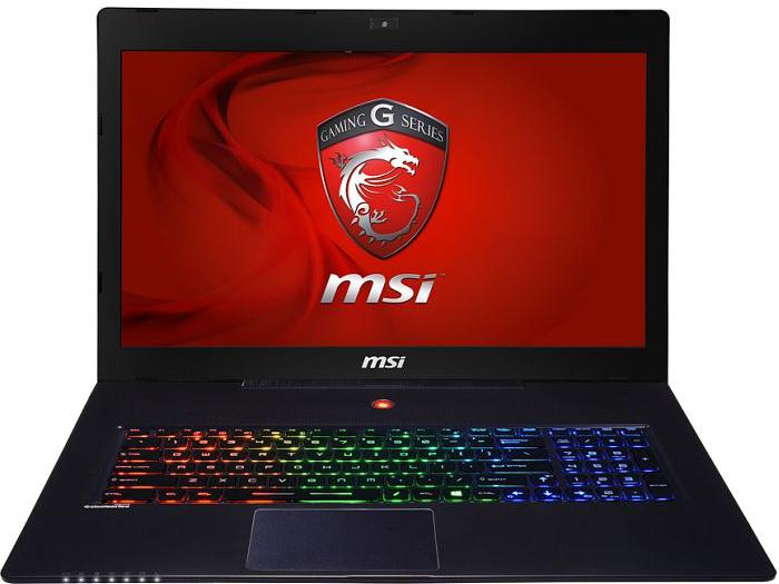 MSI GS70 2QE STEALTH PRO RE EC DRIVERS PC