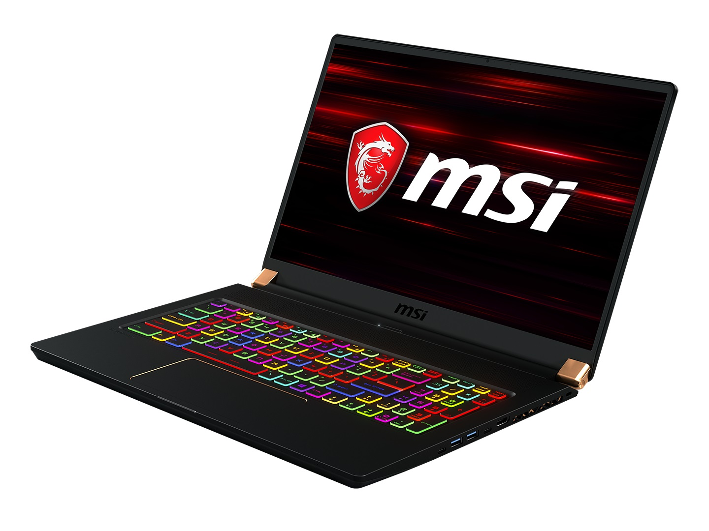 MSI GS75 8SG Stealth (i7-8750H, RTX 2080 Max-Q) Laptop Review