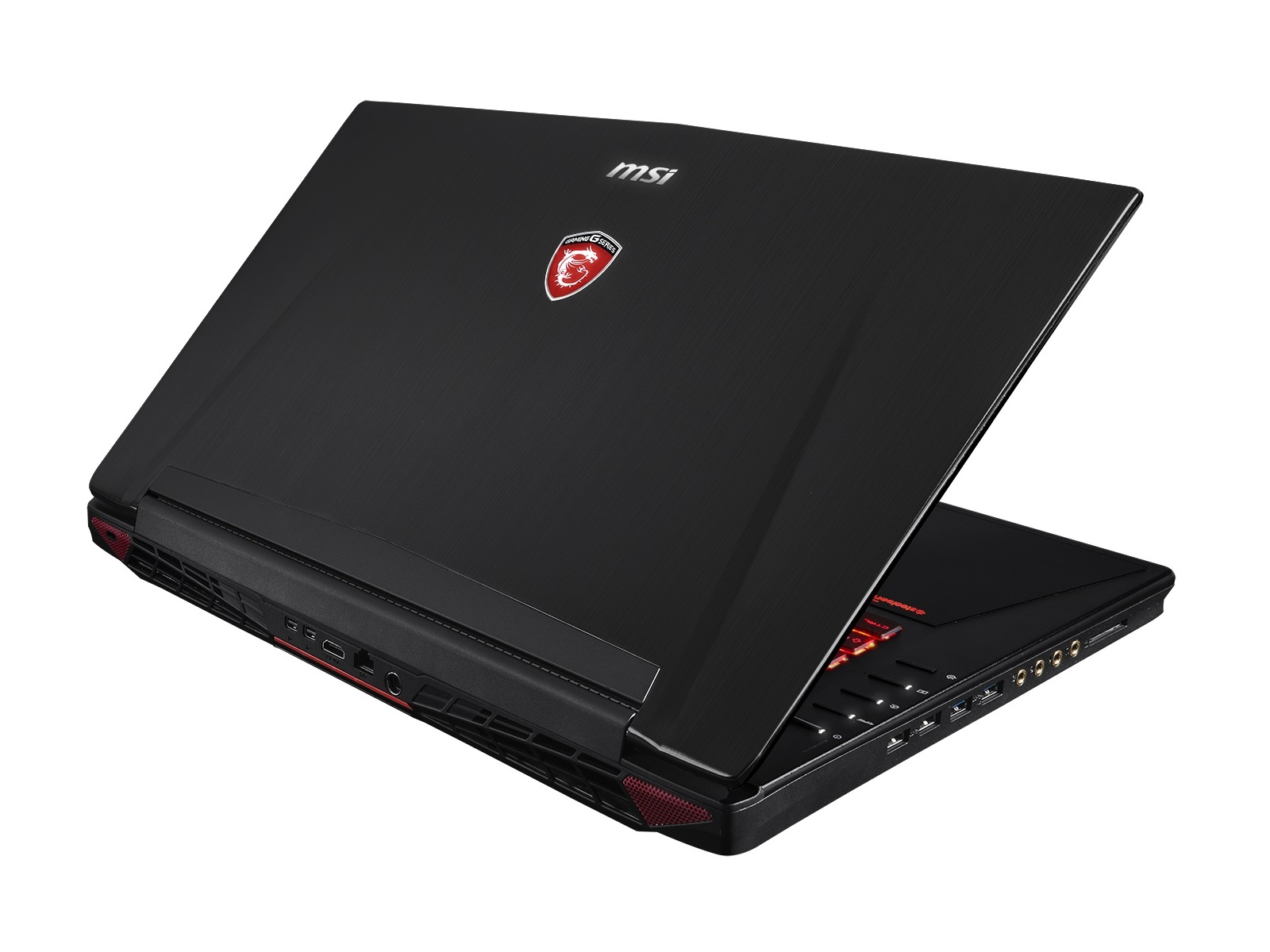 MSI GT72 2QD Dominator G BigFoot LAN/WLAN Treiber