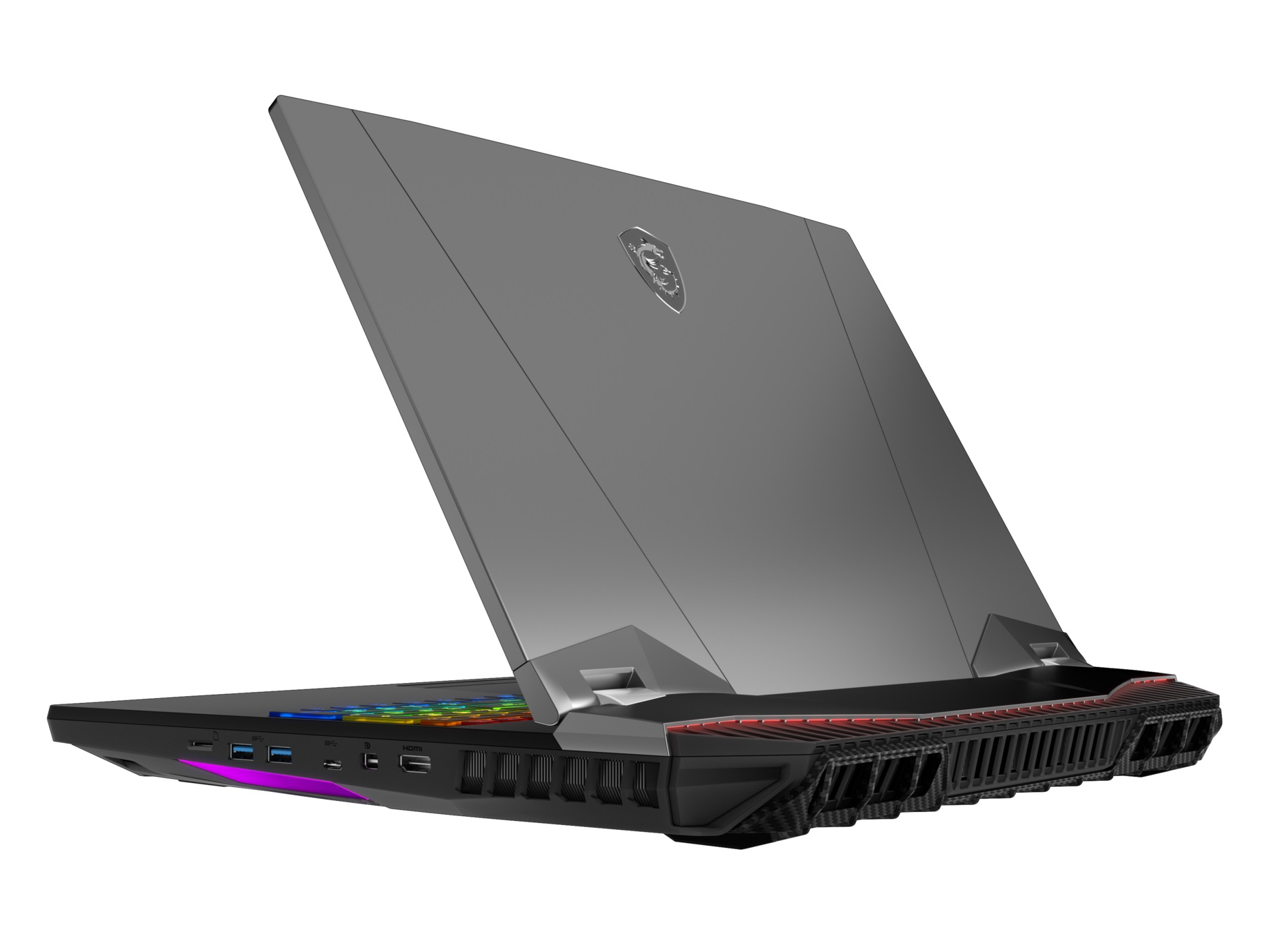 MSI GT76 9SG Laptop Review: The Titan of Gaming Laptops