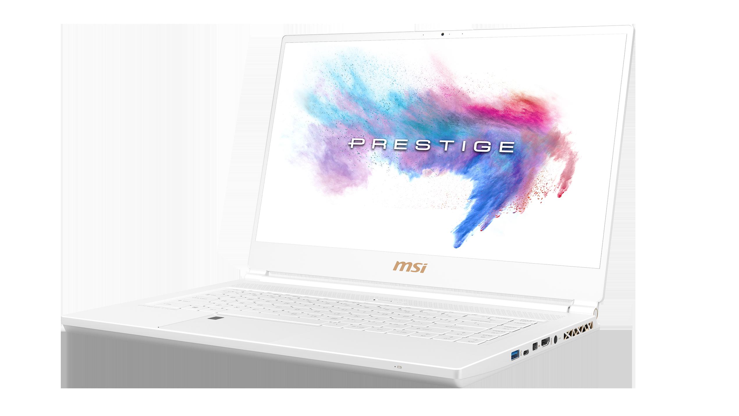 MSI P65 Creator 8RF (i7-8750H, GTX 1070 Max-Q, 512 GB SSD, 144 Hz