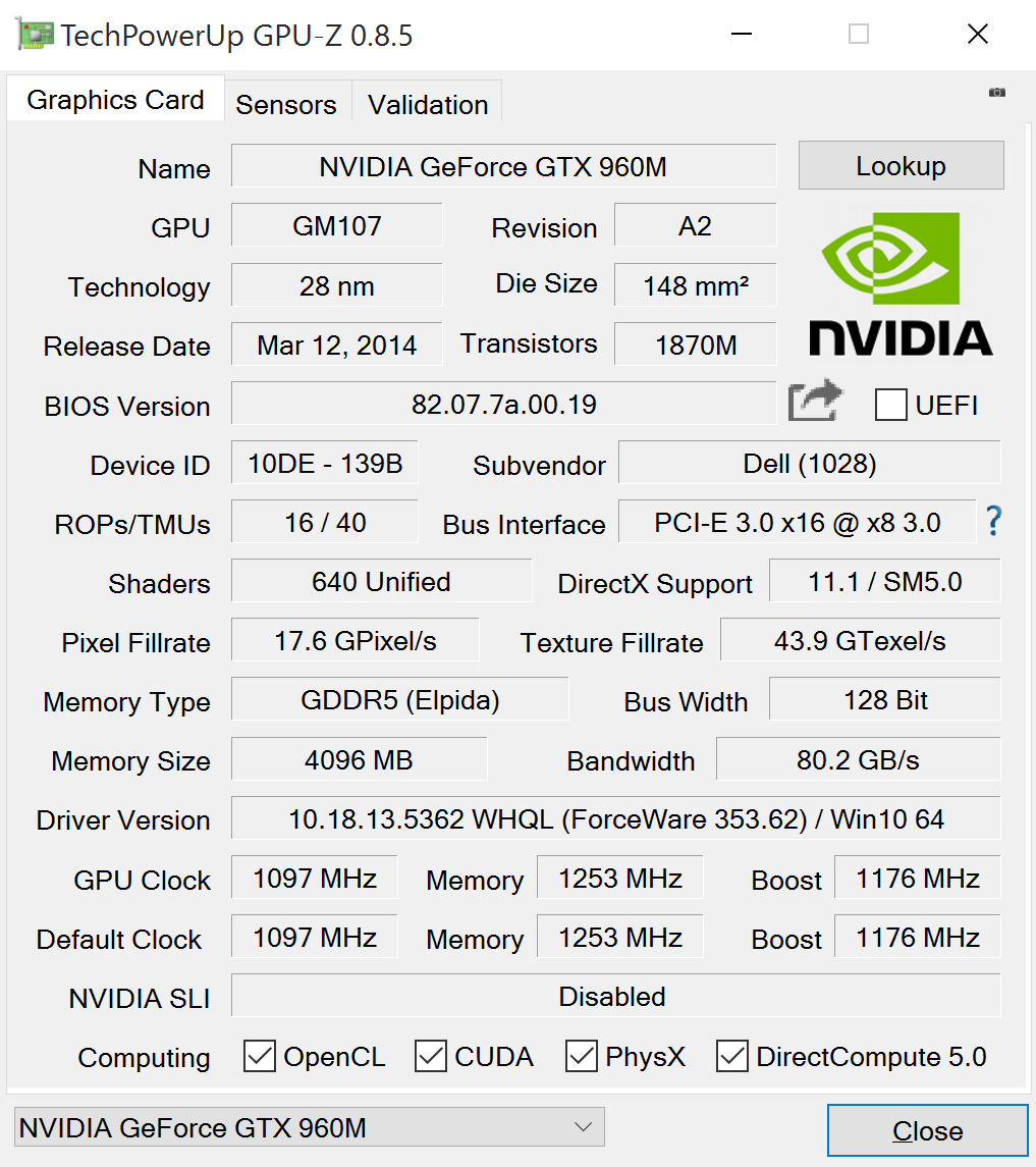 NVIDIA GeForce GTX 950M DDR3 vs  GDDR5 Review - NotebookCheck net