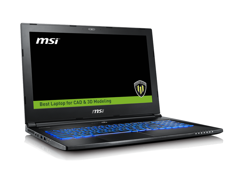 MSI WS60 2OJ 4K Edition Radio Switch Linux