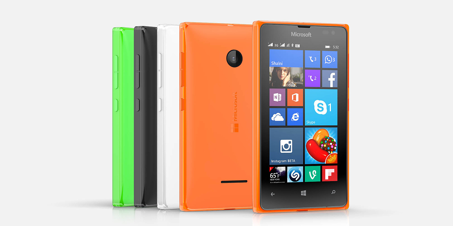 Microsoft Lumia 532 Smartphone Review - NotebookCheck.net ...