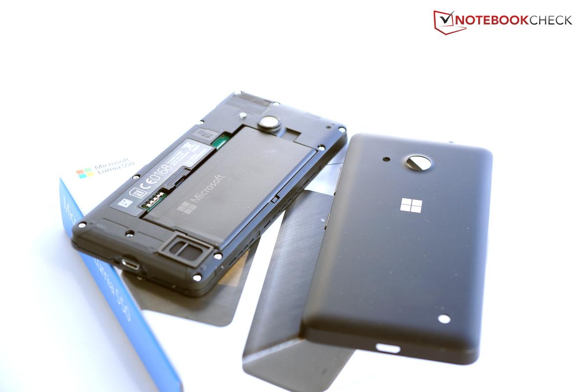 microsoft lumia 550 smartphone review. Black Bedroom Furniture Sets. Home Design Ideas