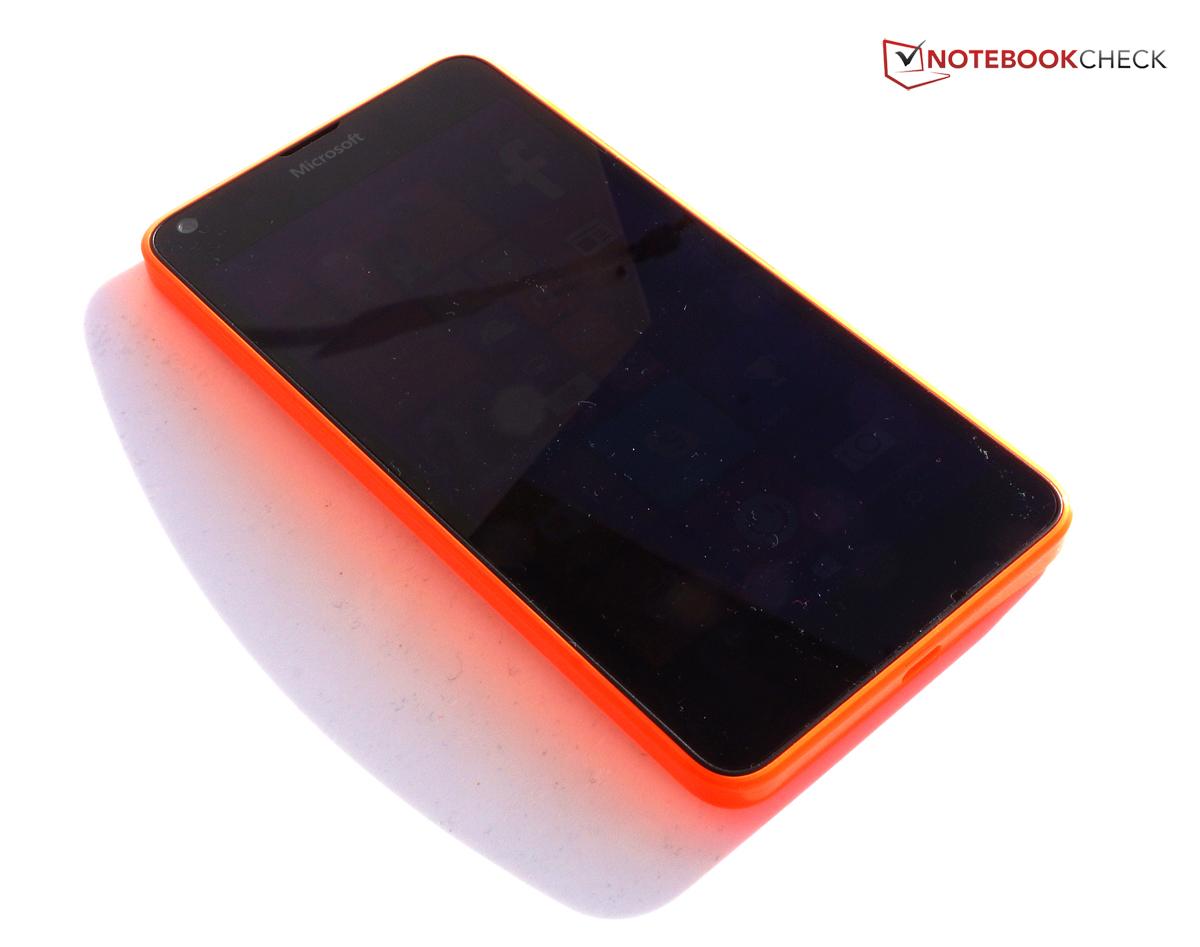 Microsoft Lumia 640 Smartphone Review - NotebookCheck.net Reviews