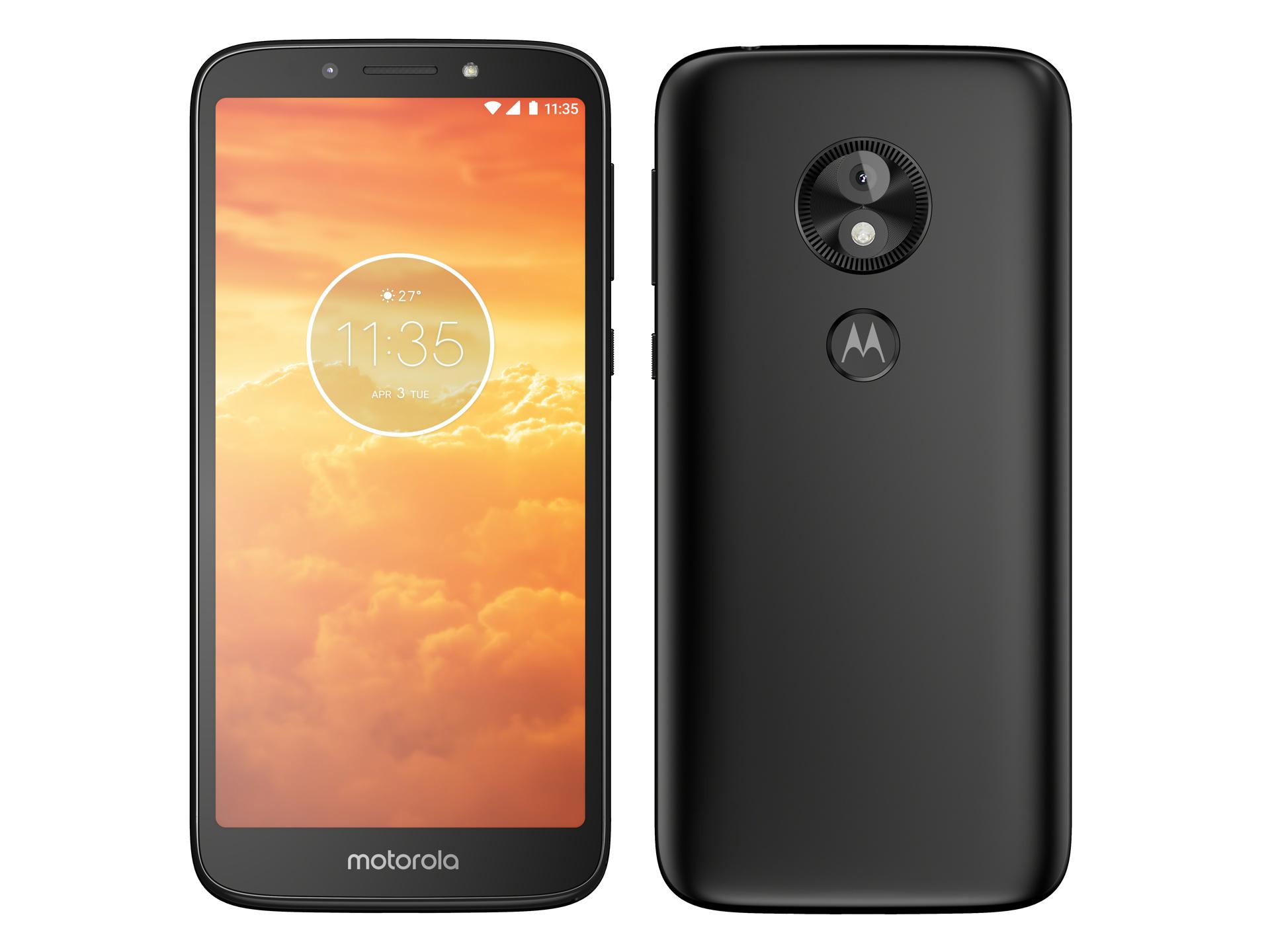 67bbaba4f Motorola Moto E5 Play Smartphone Review - NotebookCheck.net Reviews