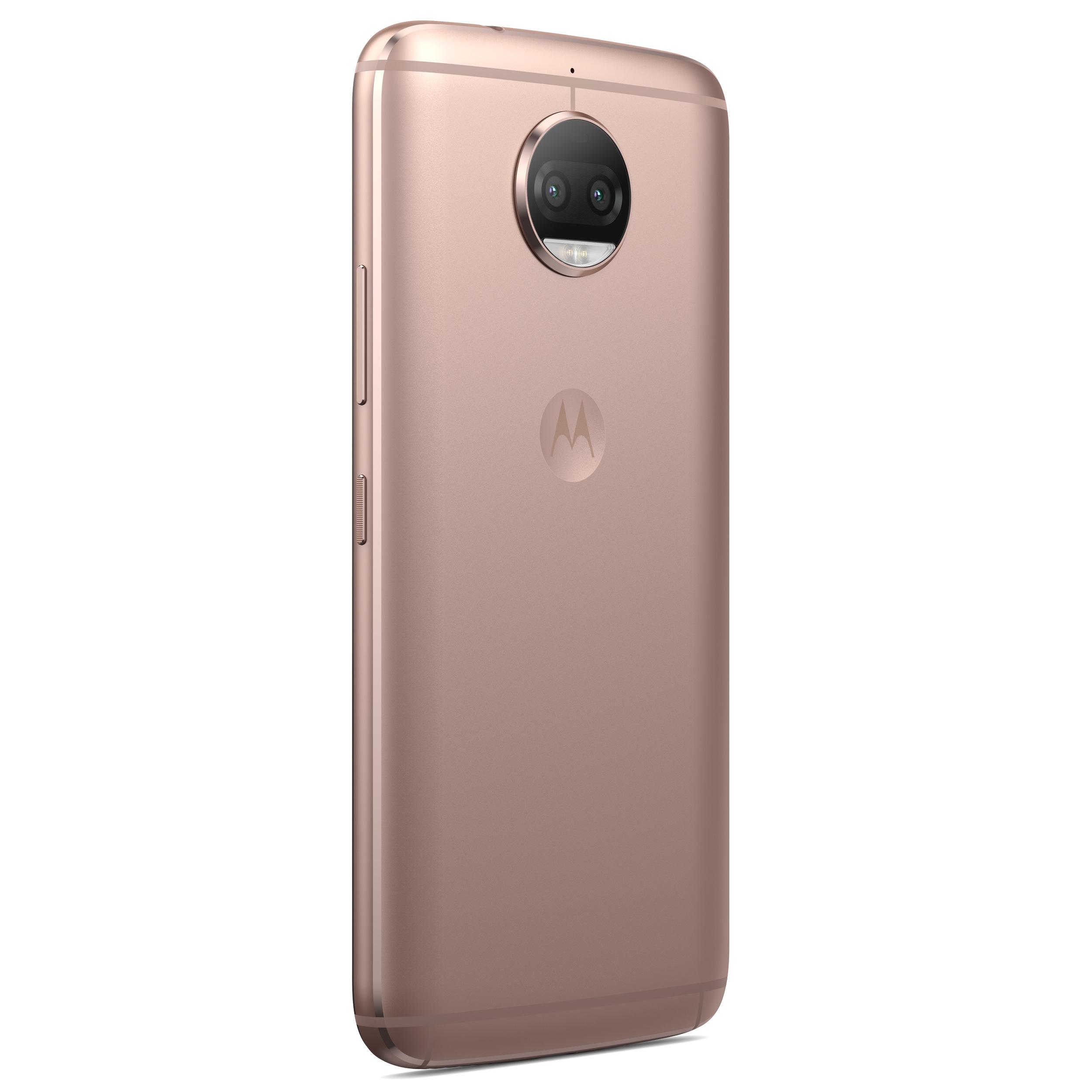 Motorola Moto G5s Plus Smartphone Review - NotebookCheck net Reviews