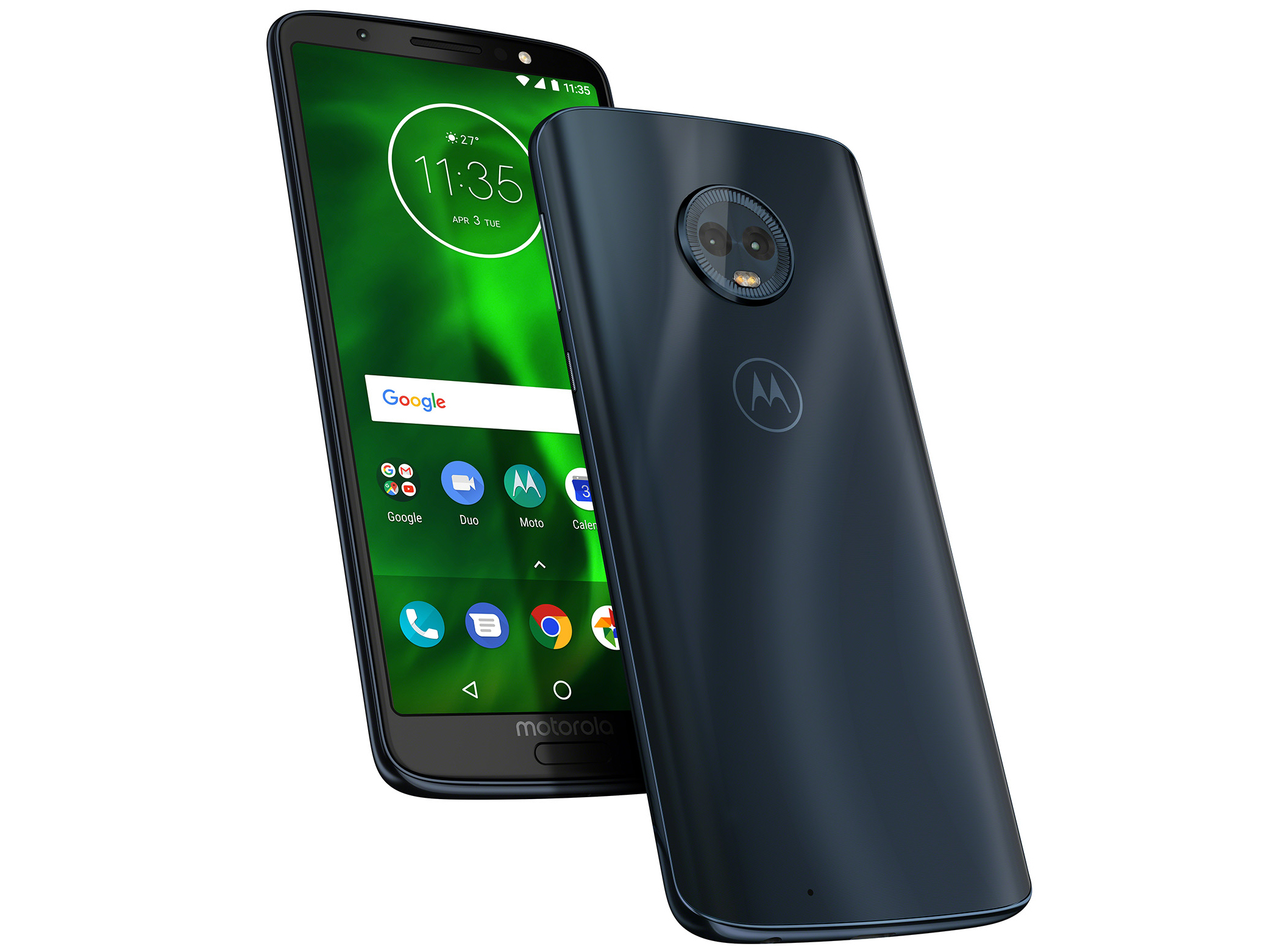 42a32522d1a Motorola Moto G6 Smartphone Review - NotebookCheck.net Reviews