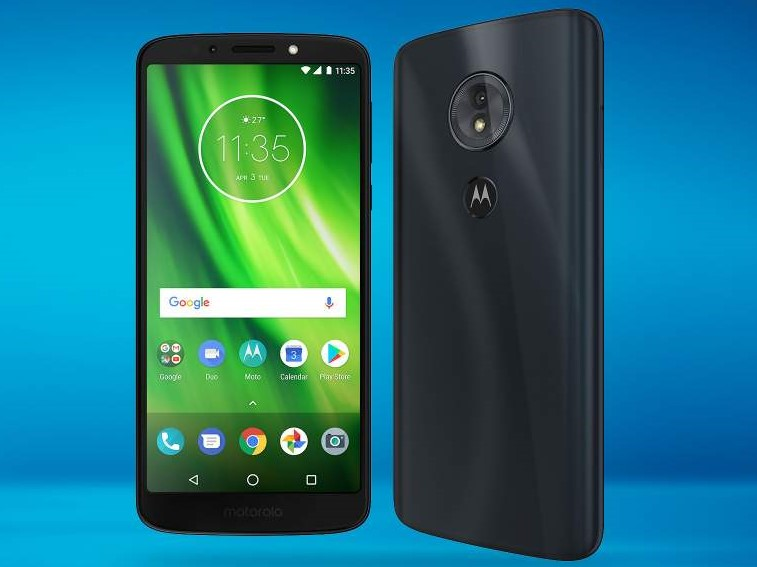 Motorola Moto G6 Play Smartphone Review - NotebookCheck net Reviews