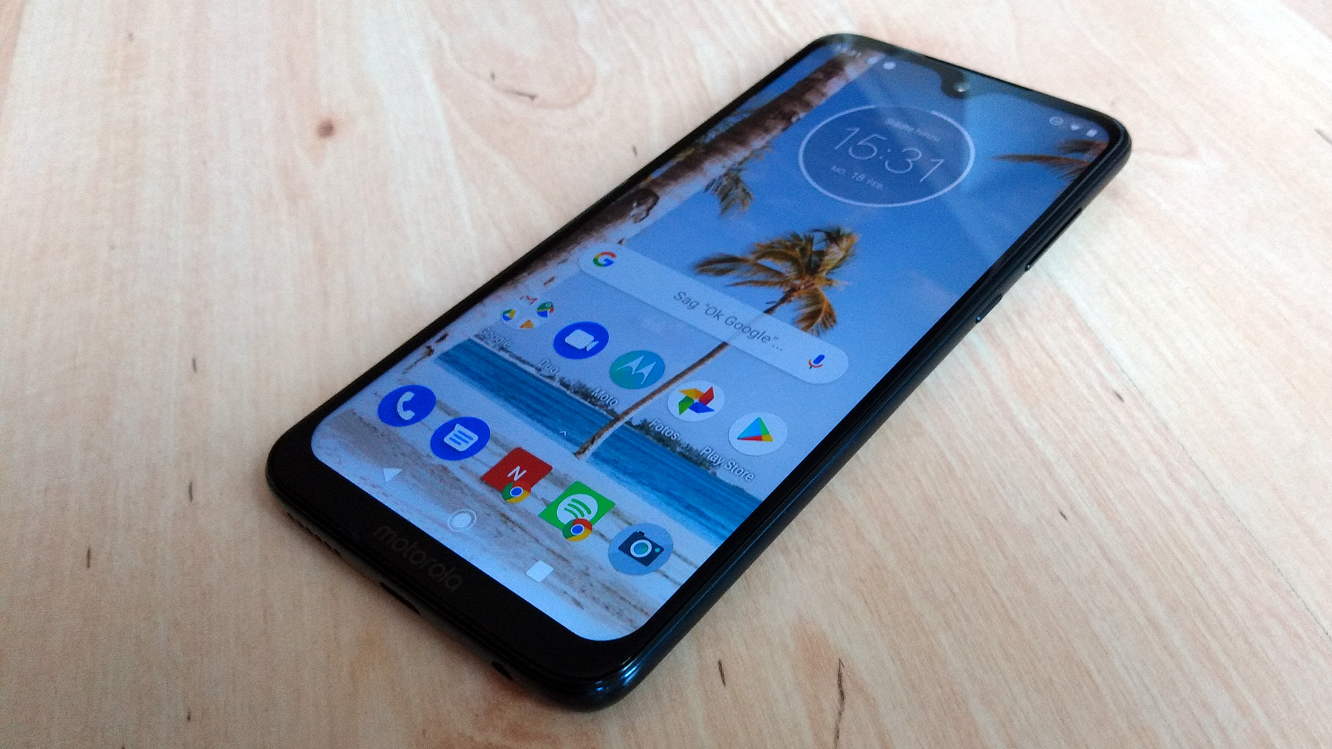 Motorola Moto G7 Plus Smartphone Review - NotebookCheck net