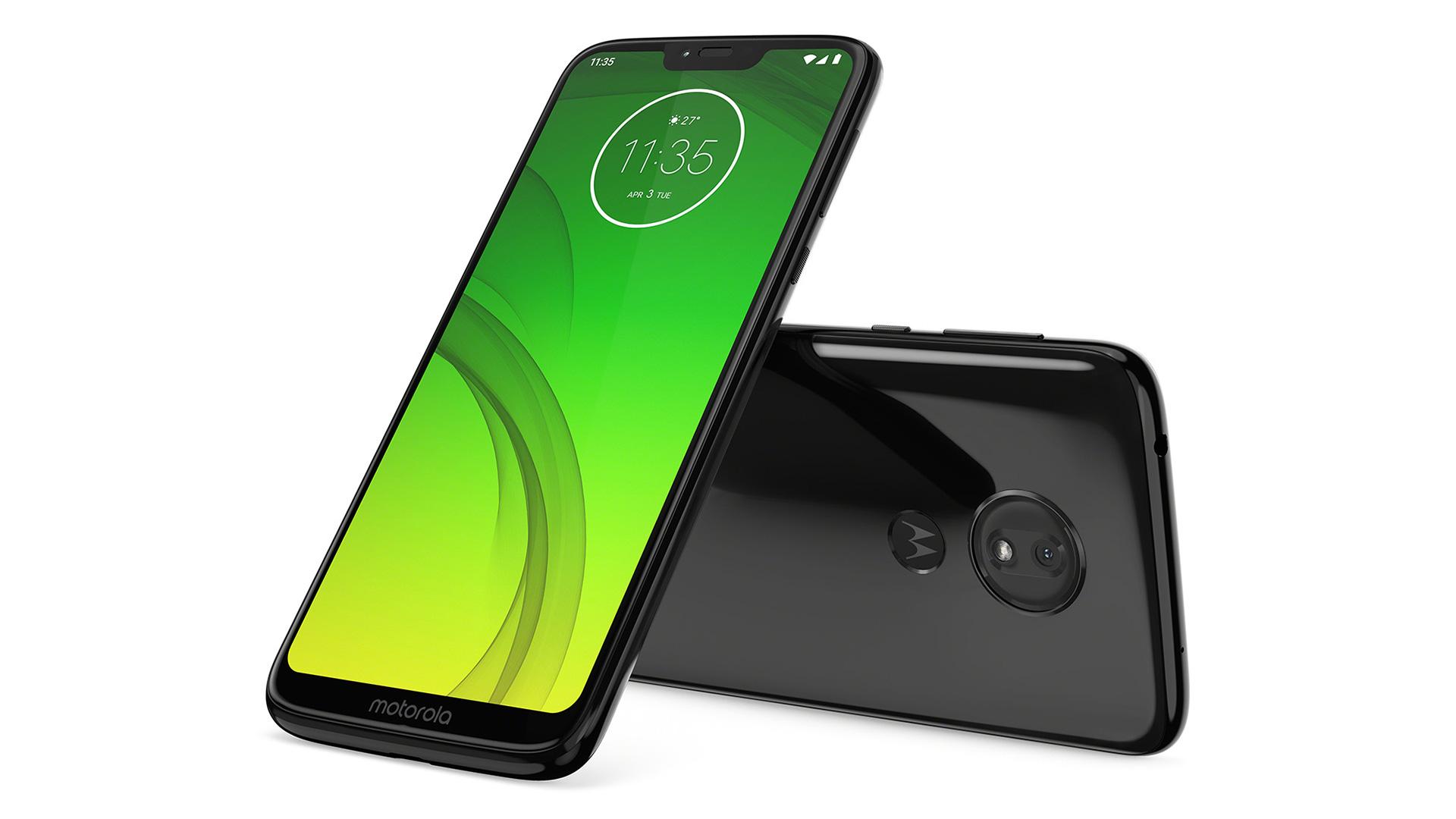 Motorola Moto G7 Power Smartphone Review - NotebookCheck net Reviews