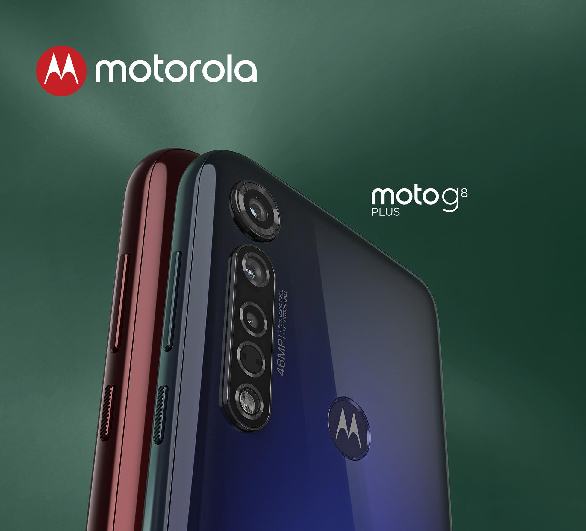 Motorola Moto G8 Plus به روزرسانی Android 10 در ایتالیا را آغاز نمود.