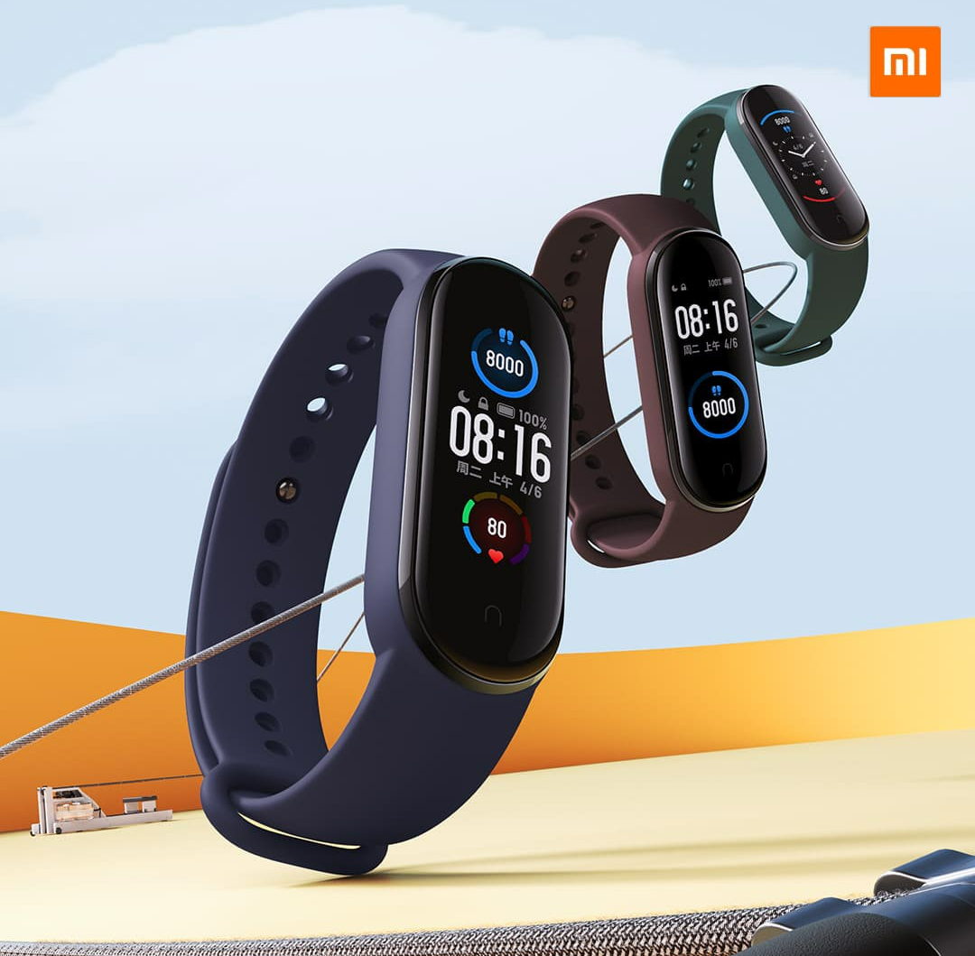 Xiaomi showcases new Magnetic Charging technology of Mi Band 5