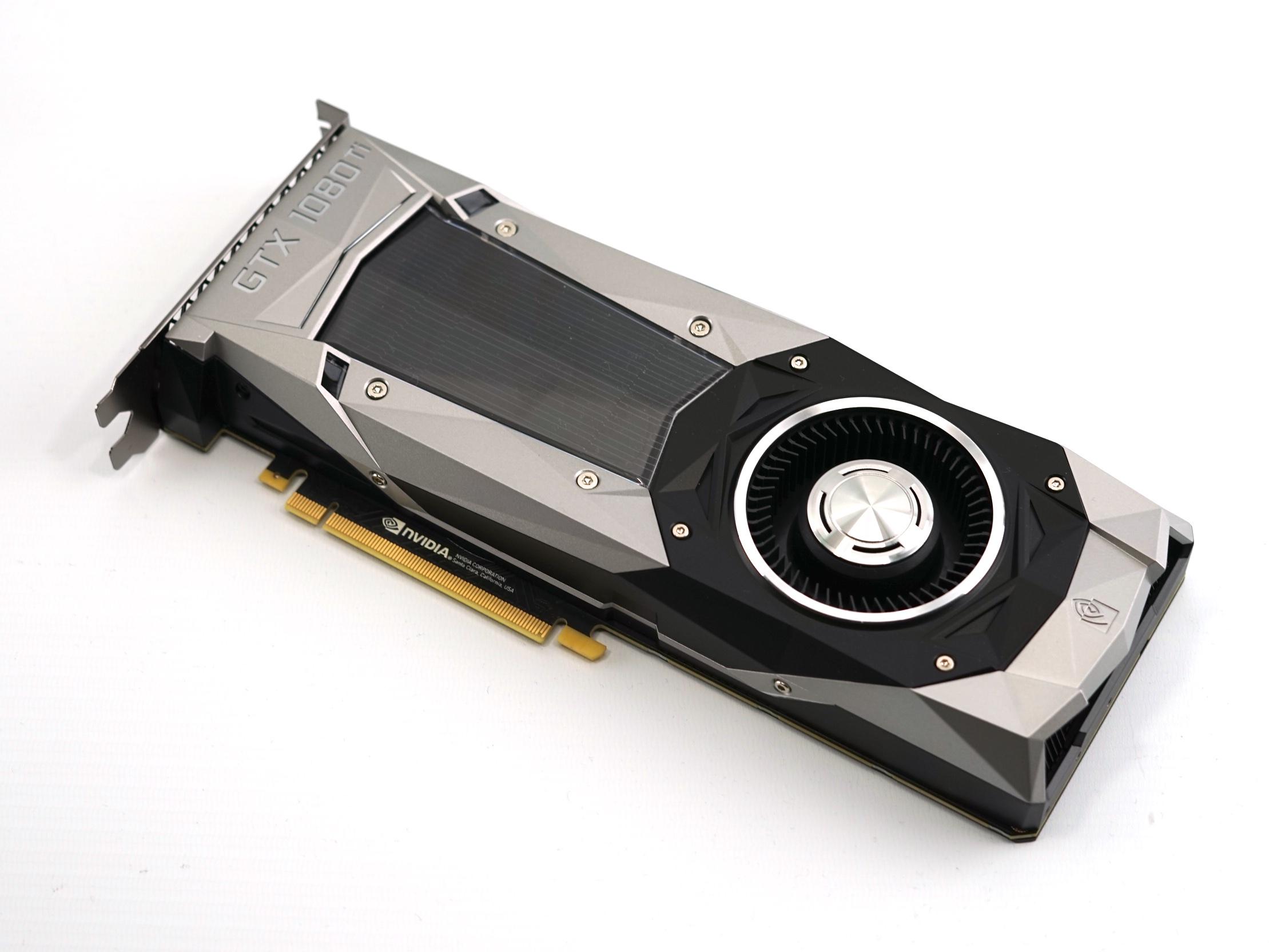 Nvidia GeForce GTX 1080 Ti Review - NotebookCheck net Reviews
