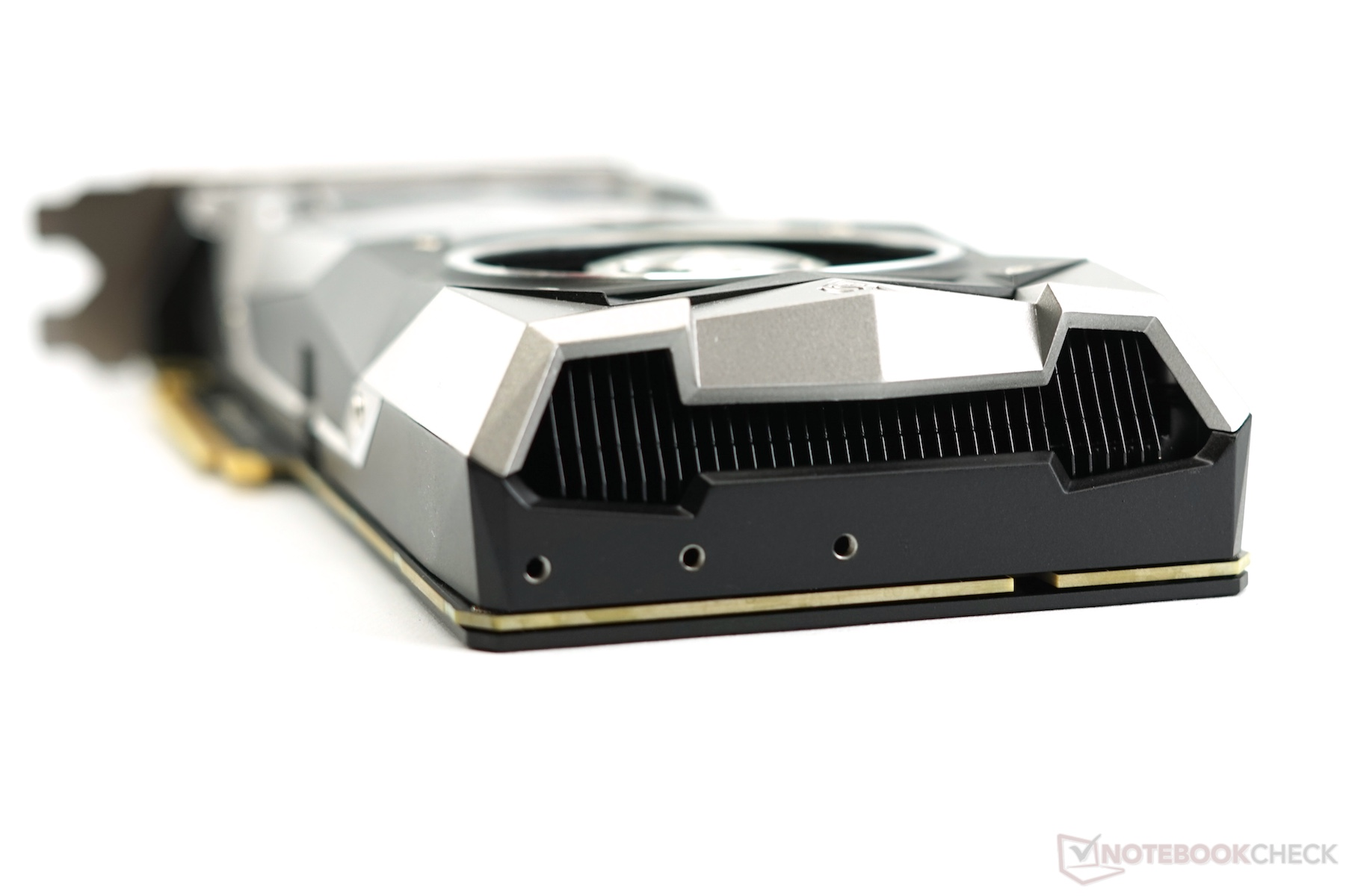 Nvidia GeForce GTX 1080 Ti Review - NotebookCheck net Reviews