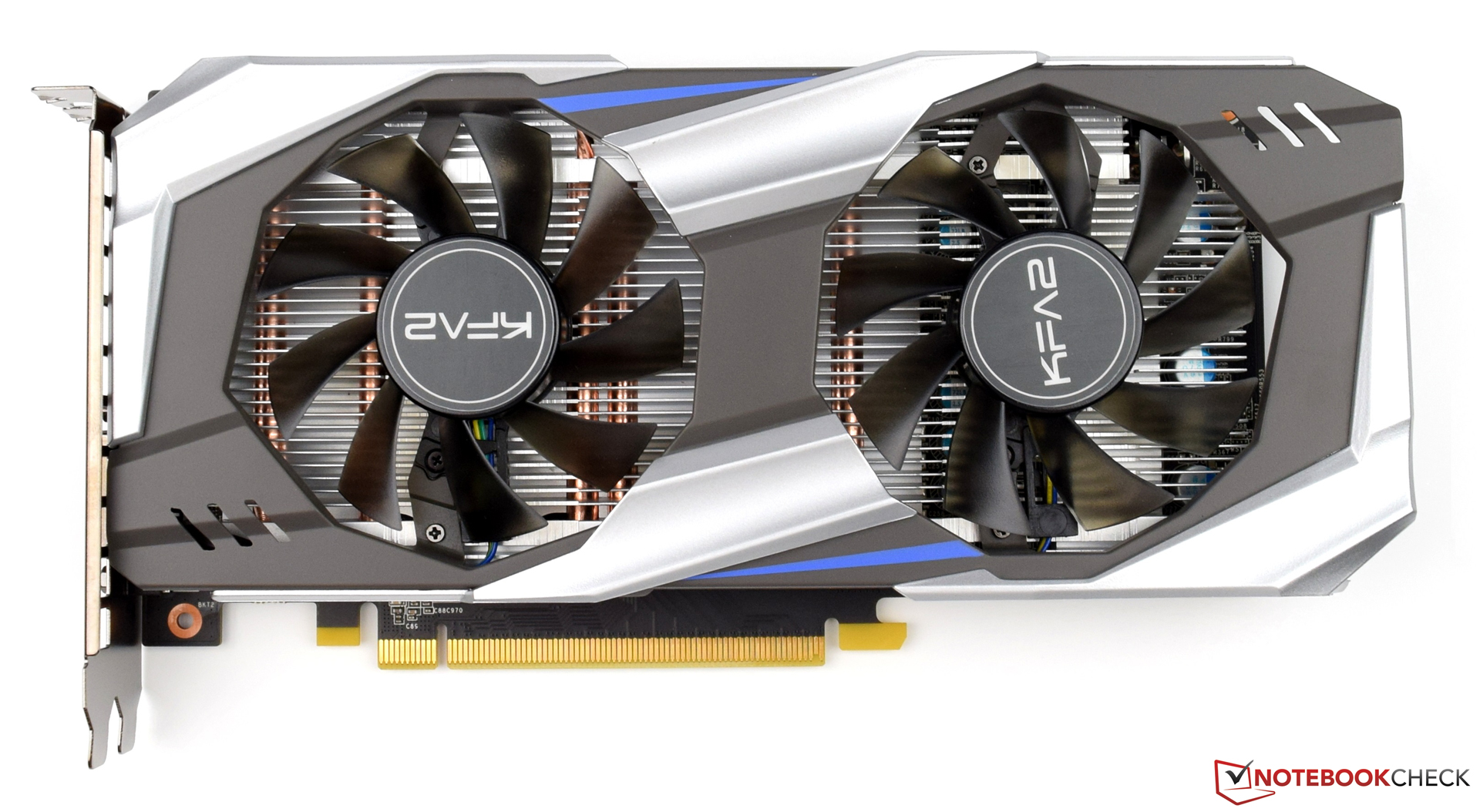 KFA² GeForce GTX 1060 6 GB EX OC Review - NotebookCheck net