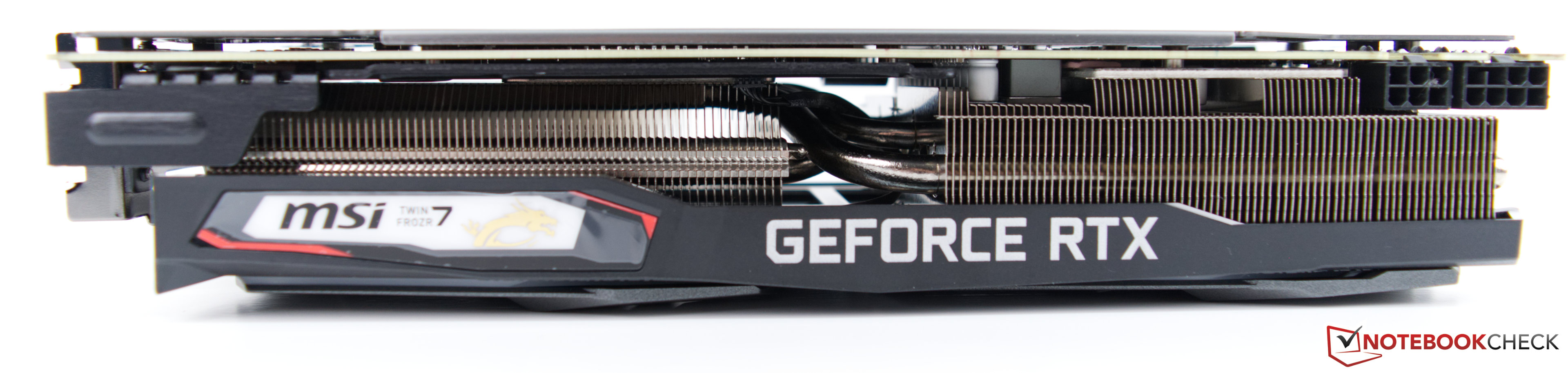 MSI RTX 2070 Gaming Z 8G Desktop GPU review - NotebookCheck