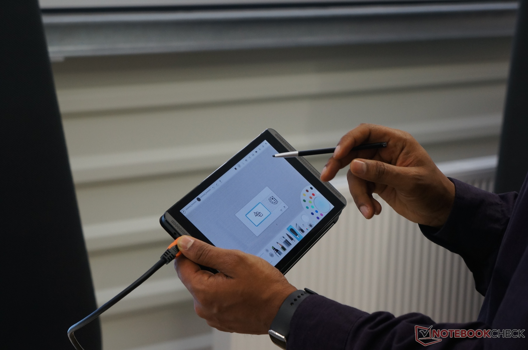 Shield Tablet Drawing Nvidia Shield Tablet