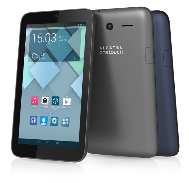 Alcatel Shows Off Pixi 7 Android Tablet Notebookcheck