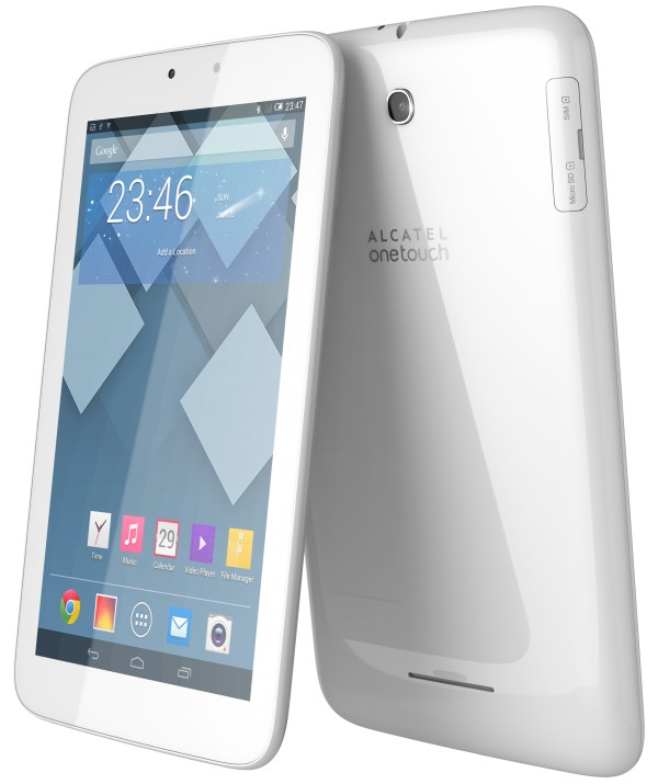 Alcatel unveils OneTouch POP 7S tablet with Android KitKat ...