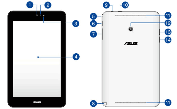 Note 8 Windows tablet unofficially confirmed by user manual leak