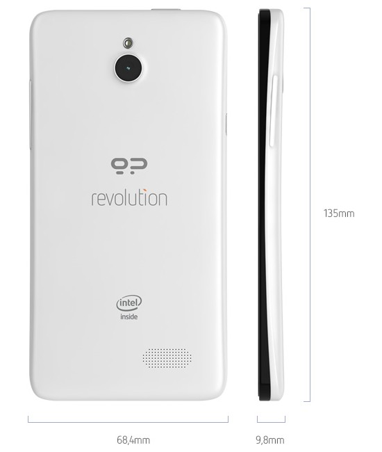 Geeksphone Revolution smartphone with Firefox OS arrives ...