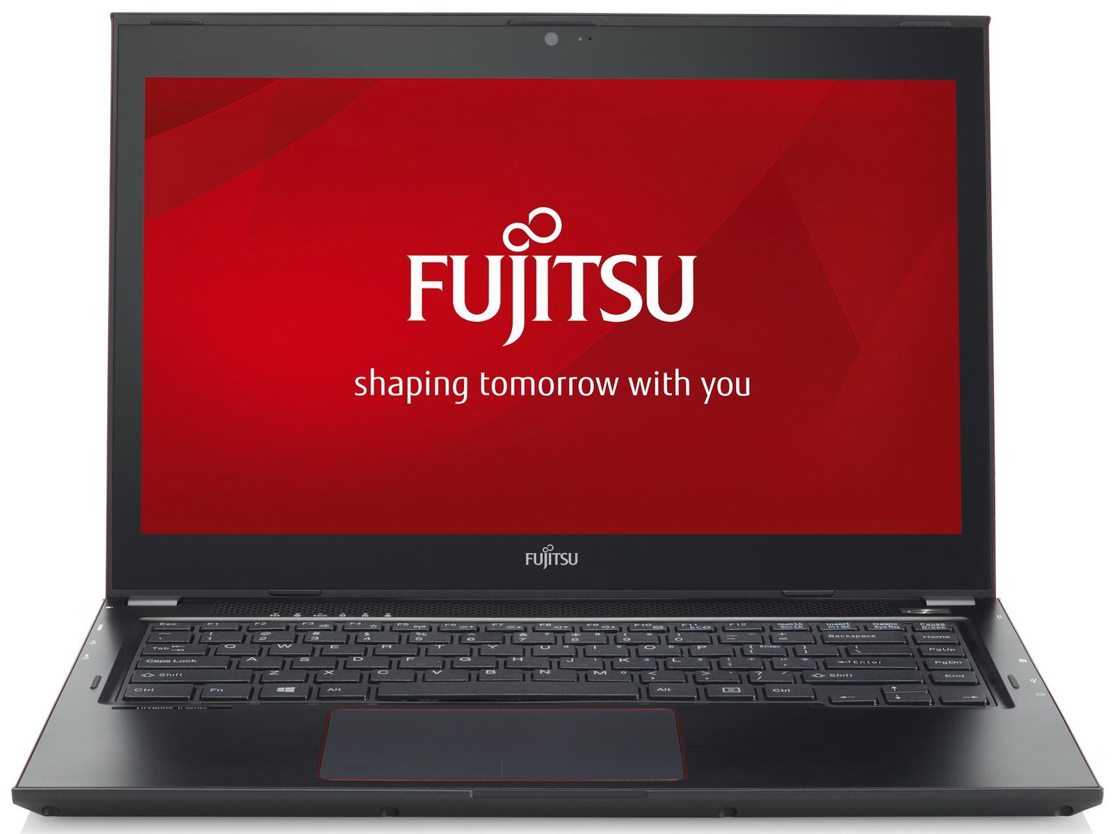 fujitsu presents thin 13 3