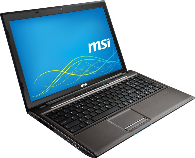 MSI launches CX61 2PC multimedia notebook - NotebookCheck.net News