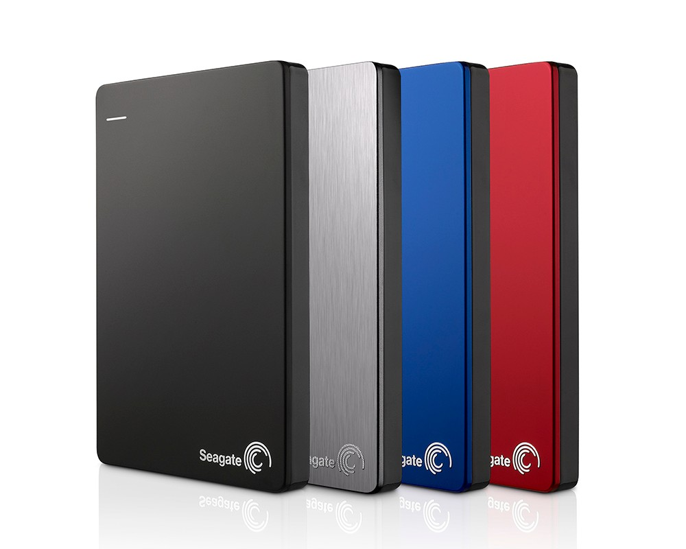 Seagate Launches The Second Generation Of Its Backup Plus