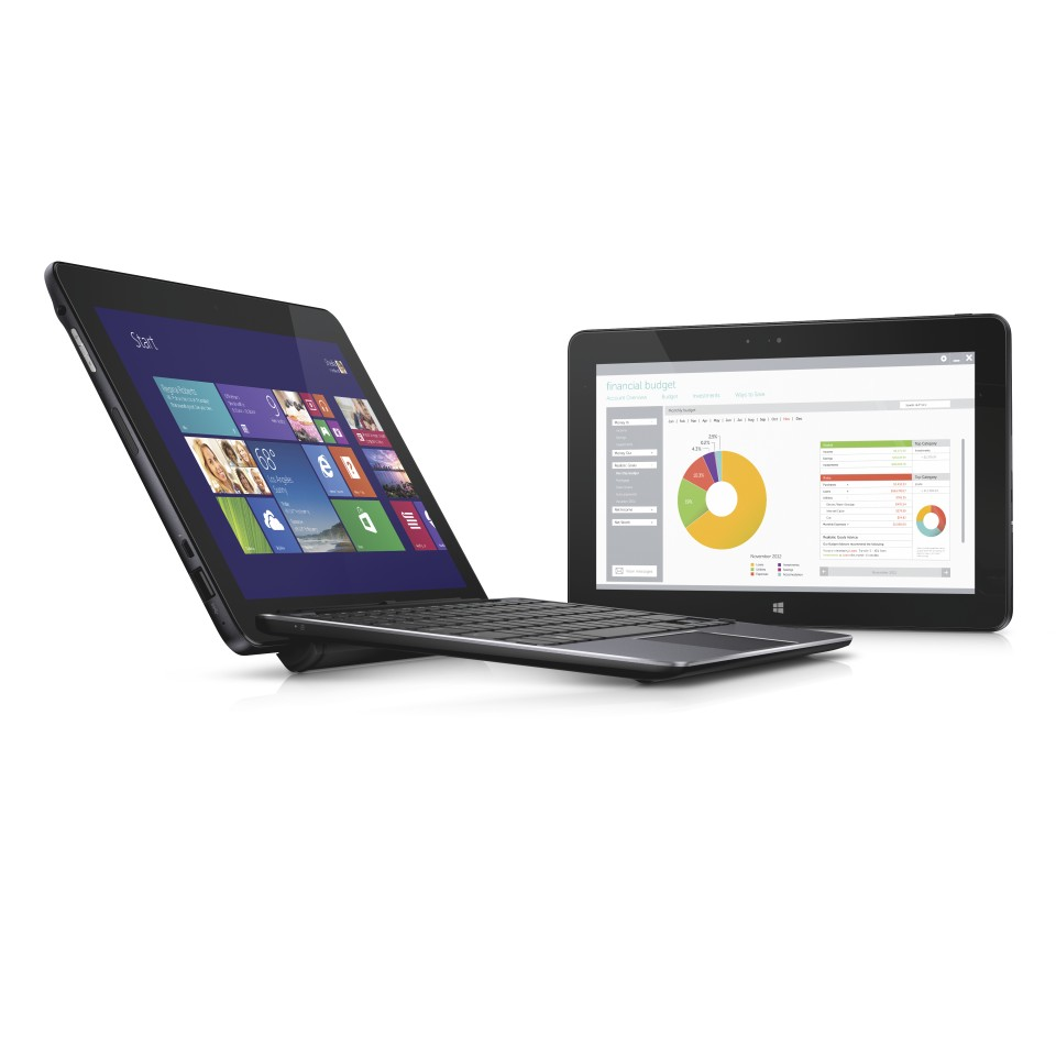 Dell announces the Venue 8 Pro and Venue 11 Pro tablets running Windows 8.1 - NotebookCheck.net News