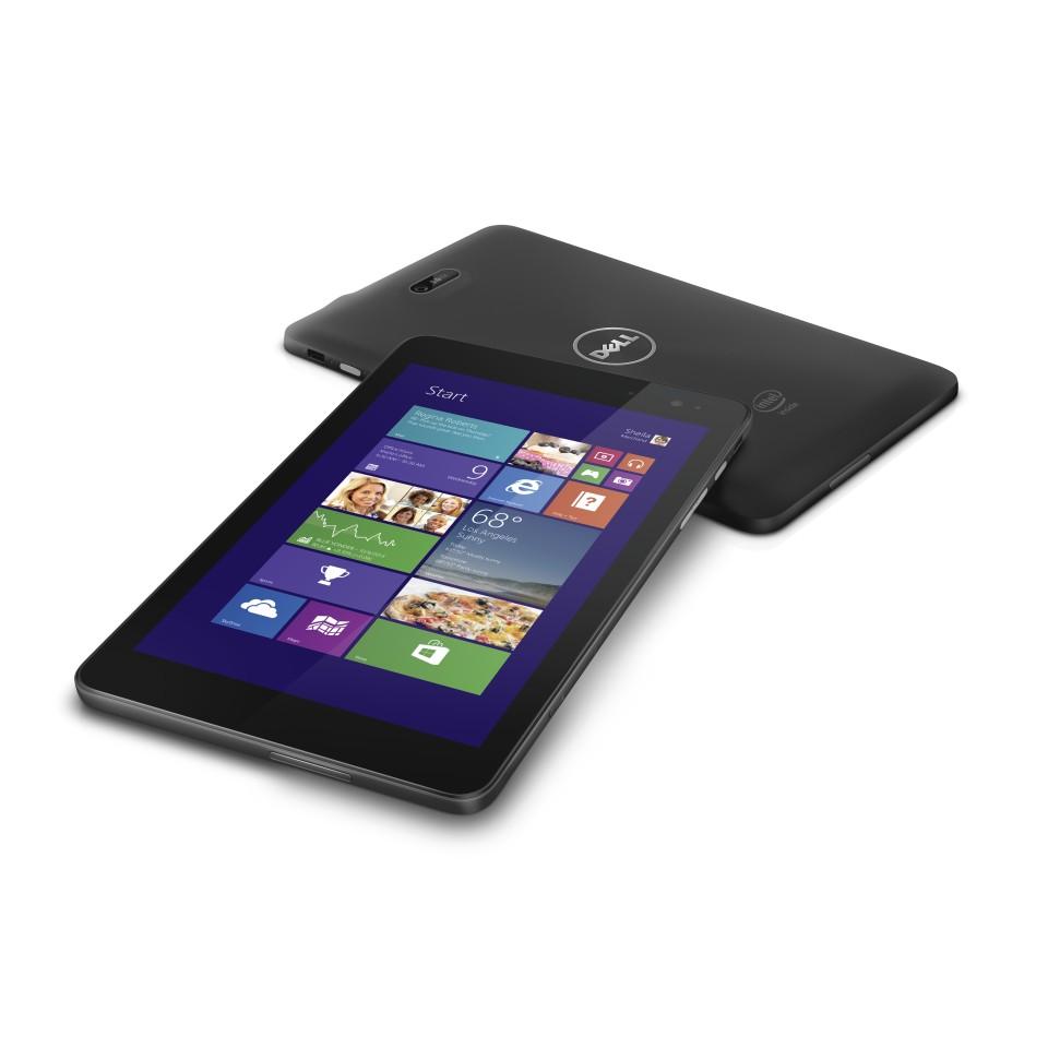 Dell Announces The Venue 8 Pro And Venue 11 Pro Tablets
