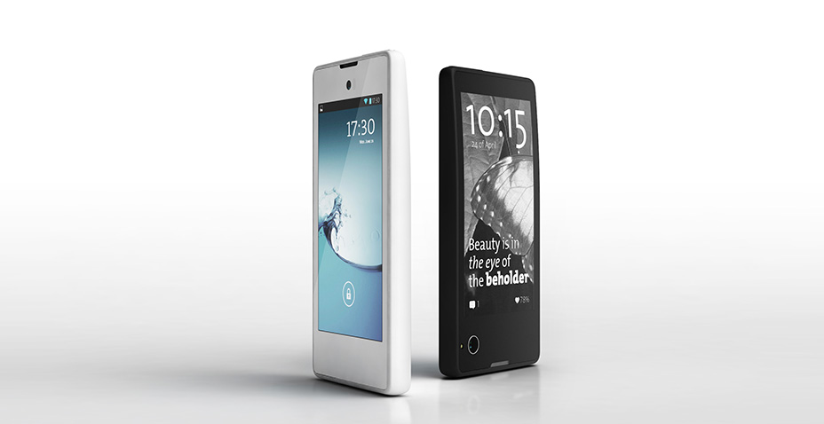 Yota to launch the YotaPhone with a secondary E Ink ...