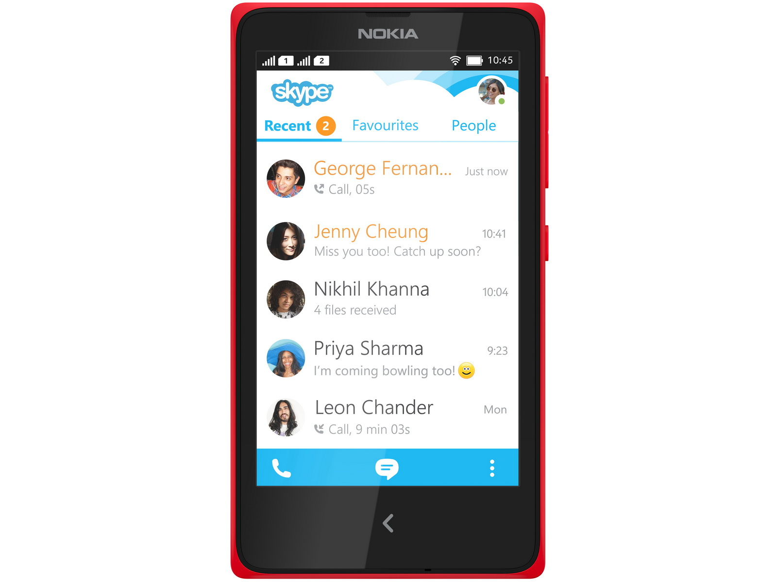 Nokia Enters Android Market With X And Xl Notebookcheck Dual Sim 4gb Cyan