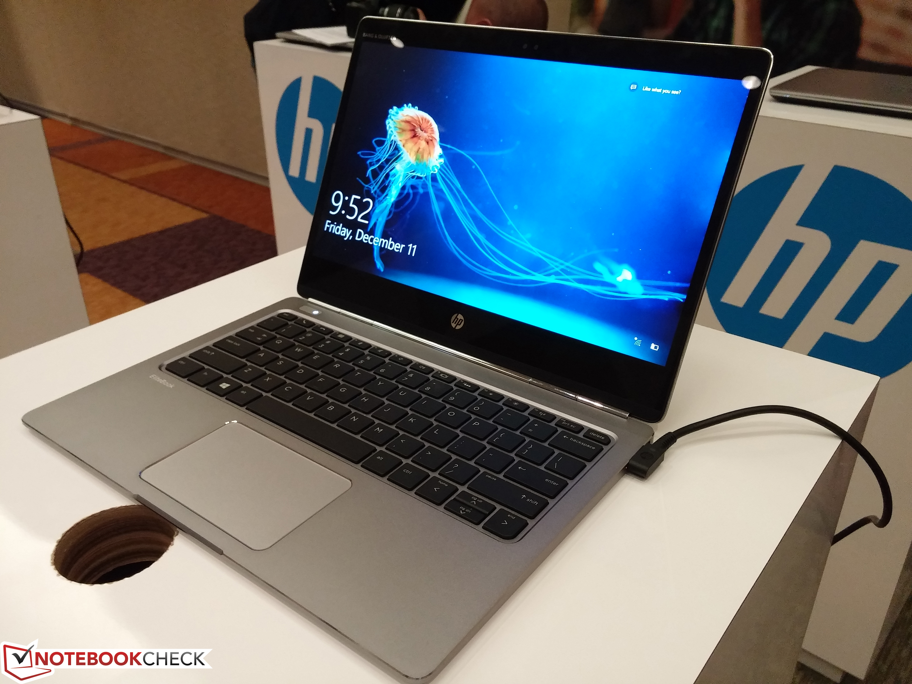 Hp Unveils Elitebook Folio G1 As World U0026 39 S Lightest And Thinnest Business Notebook