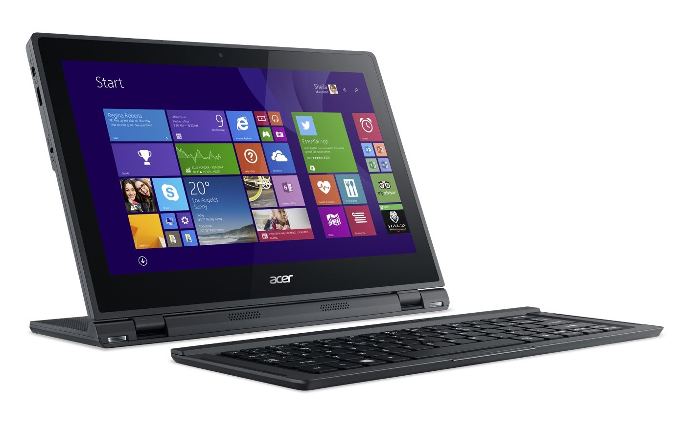 Acer Aspire Switch 12 Early Impressions And Performance