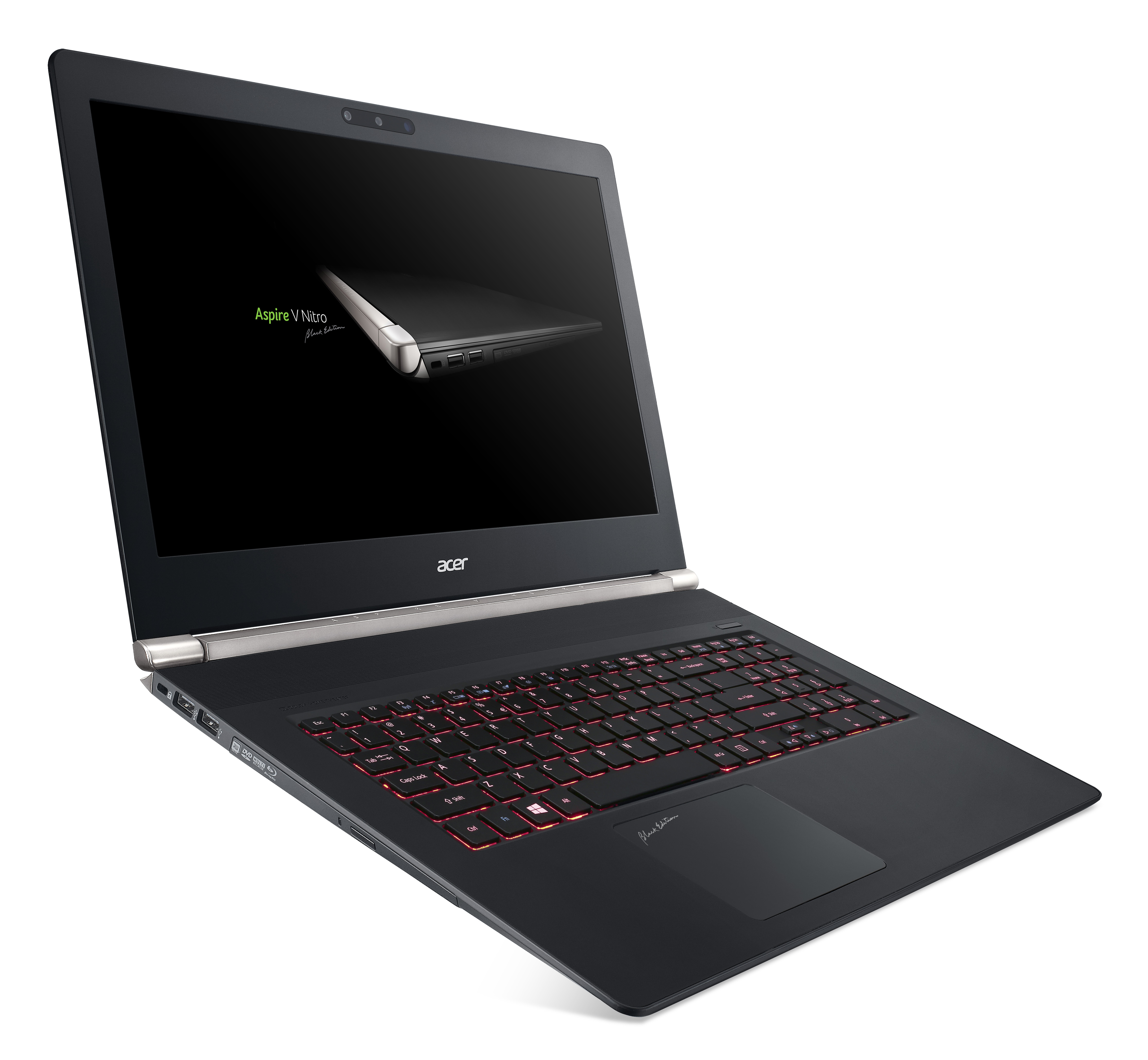 Acer Unveils Updated Aspire V Nitro Black Edition Laptops