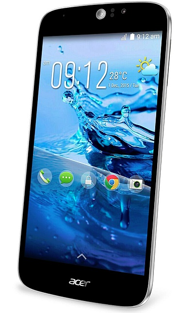 afffea2796f Acer brings two new Liquid smartphones to the US - NotebookCheck.net ...