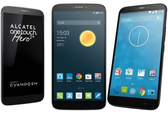Alcatel OneTouch cancels Cyanogen OS-powered Hero 2 ...