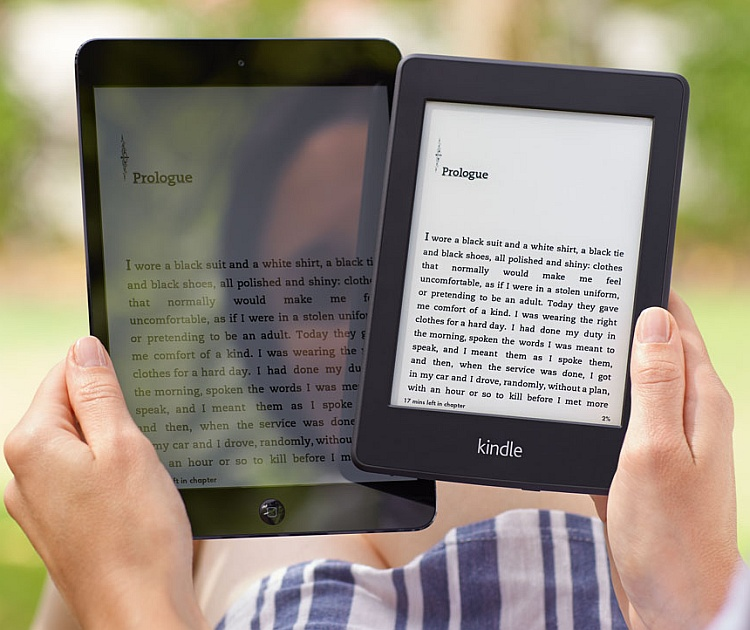 amazon kindle paperwhite 2nd generation gets software update