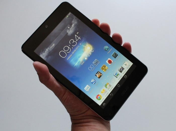 Asus MeMo Pad 7 already goes on sale - NotebookCheck net News