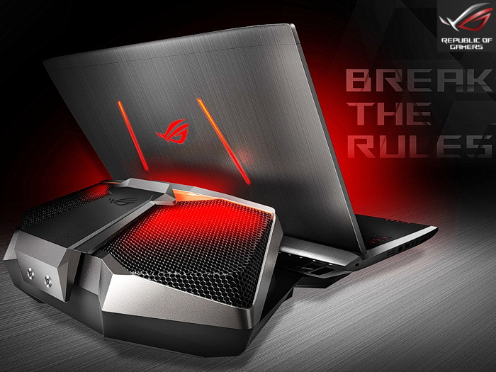 Asus Rog Gx700 With Liquid Cooling Now Shipping
