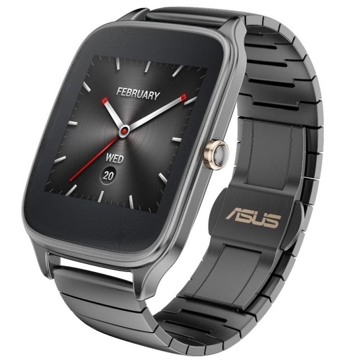 Asus unveils Zenwatch 2